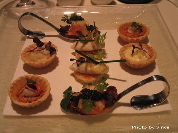 法國料理的開胃前菜