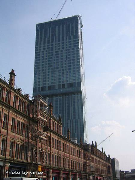 Beetham Hilton Tower