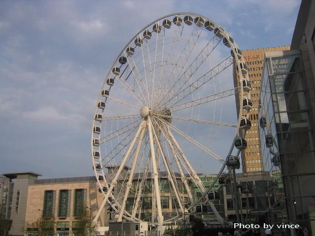 Wheel of Manchester摩天輪
