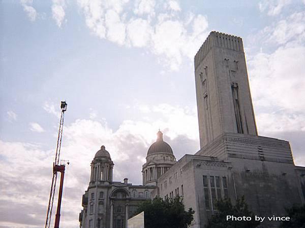 利物浦港區建築