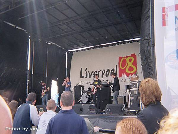 The Mathew Street Music Festival