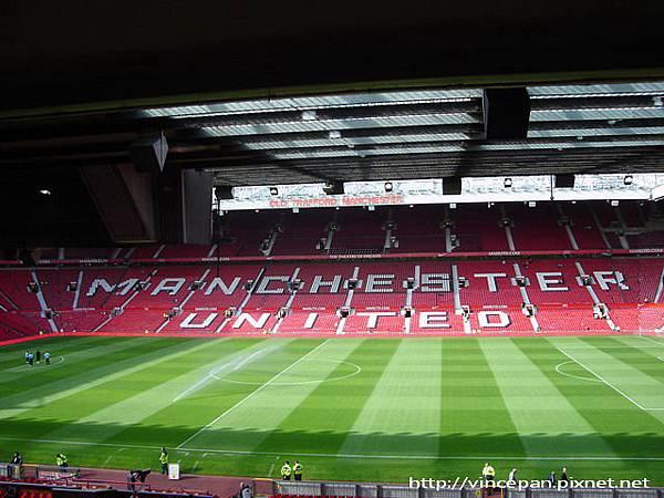 Old Trafford 場內