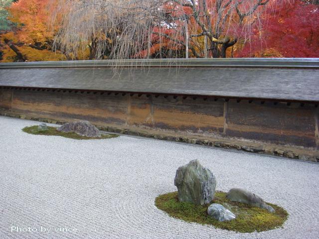 龍安寺 枯山水
