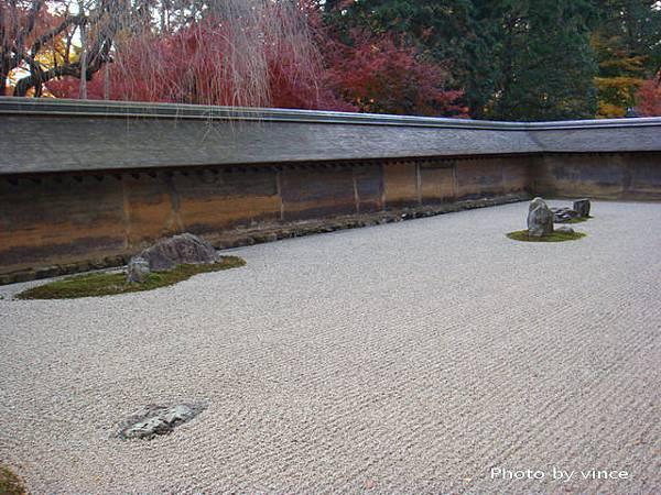 龍安寺 枯山水2