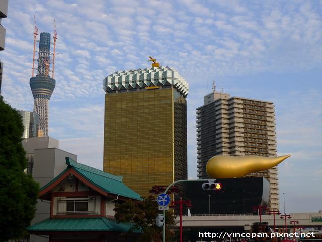 朝日啤酒塔