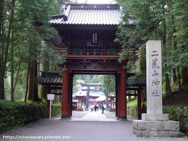 二荒山神社 樓門