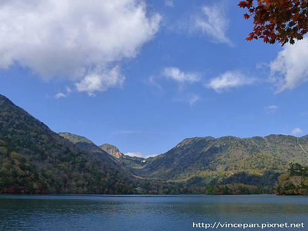 湯之湖 紅葉2