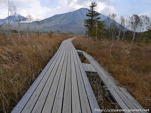 戰場之原自然步道 男體山