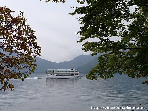 中禪寺湖  遊船