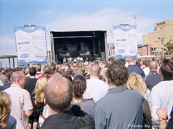 Mathew Street Music Festival 2