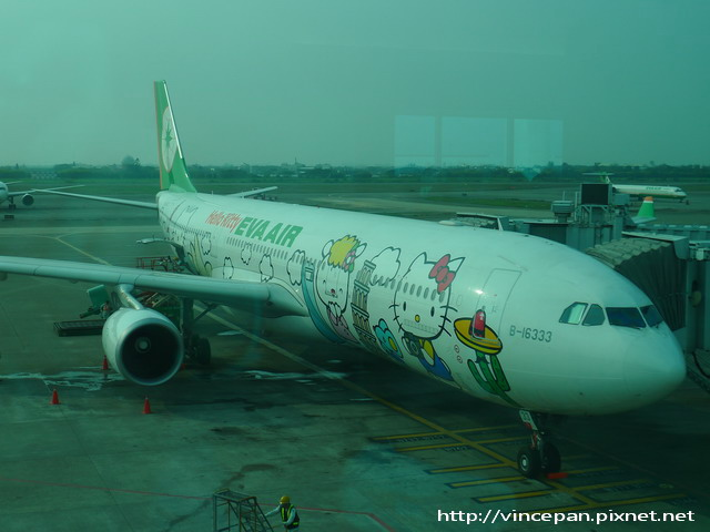 Hello Kitty專機