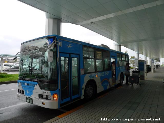 福岡機場接駁車
