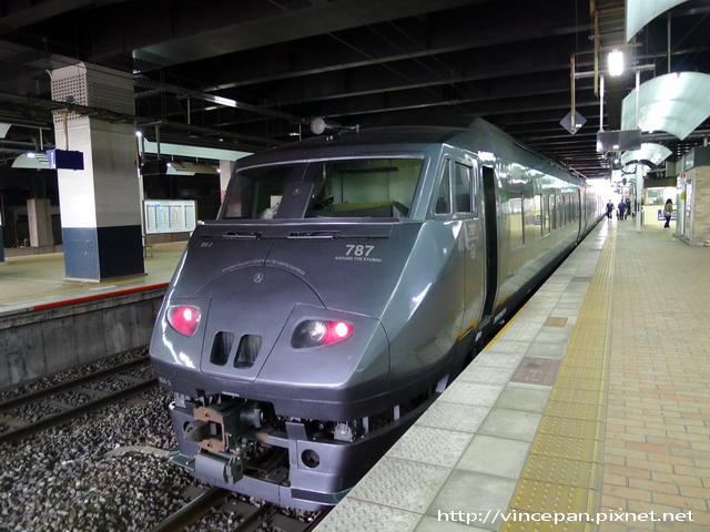 Kilameki特急列車