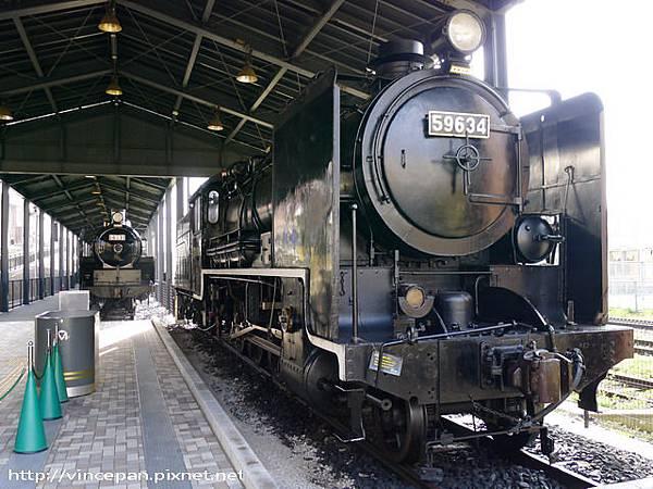 九州鐵道記念館 火車