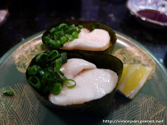 河豚白子壽司