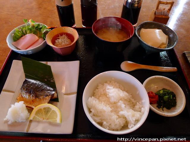 Yadoya 日式早餐