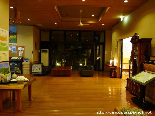 湯布院yadoya 大廳