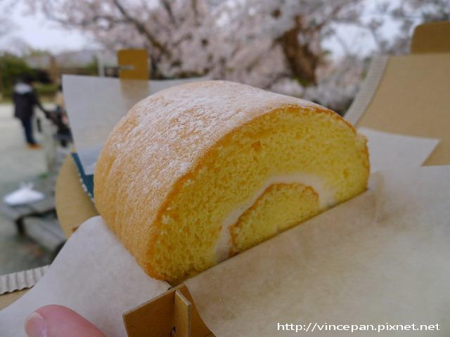 B-speak瑞士捲蛋糕