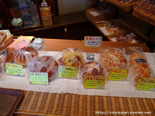 麵包工房 makinoya 麵包