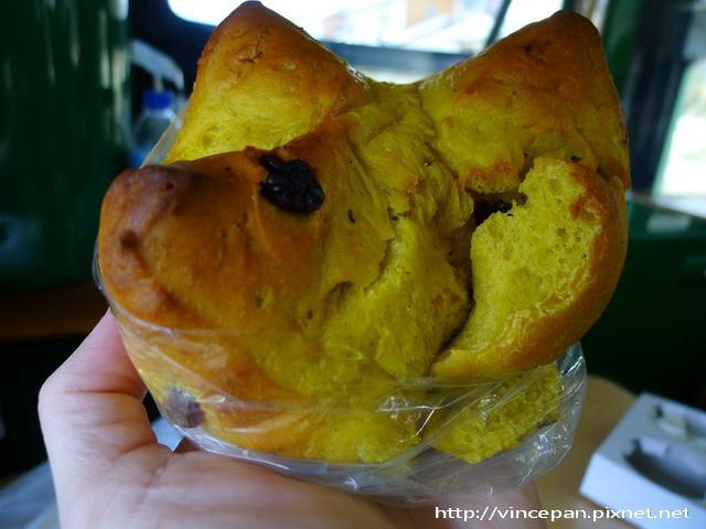 麵包工房 makinoya 葡萄乾南瓜麵包