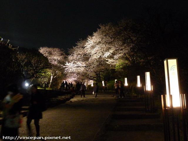 福岡城跡 東御門階梯