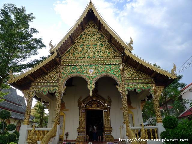 清曼寺小聖殿
