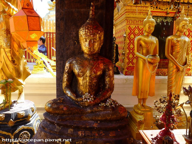 素帖寺 佛像2
