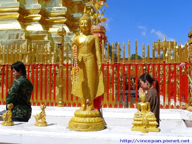 素帖寺 佛像4