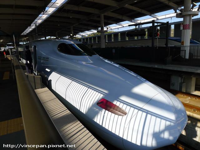新幹線 Sakura 車頭