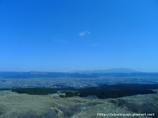 阿蘇山下風景
