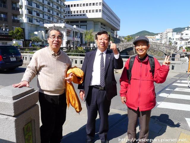 三位日本大叔