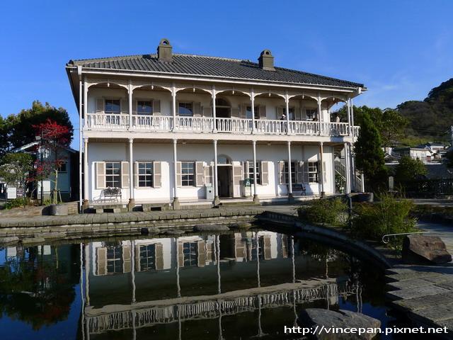舊三菱第二船塢宿舍