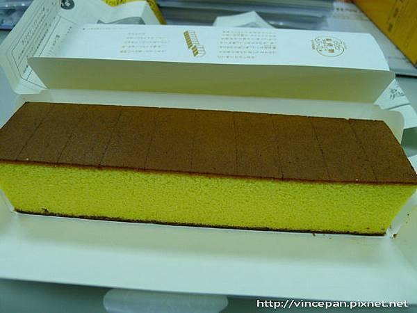 福砂屋的長崎蛋糕2