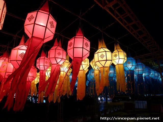 昌普克門燈飾晚上2