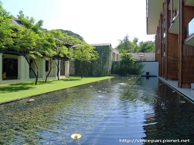 The Chedi 水池