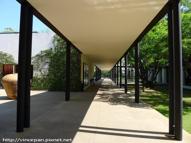 The Chedi 迴廊
