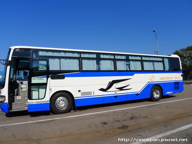 往高山 巴士