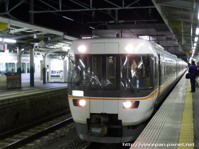 JR東海特急列車