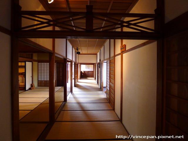 陣屋 迴廊