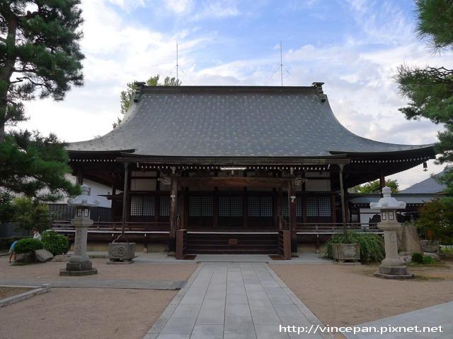 円光寺 正殿