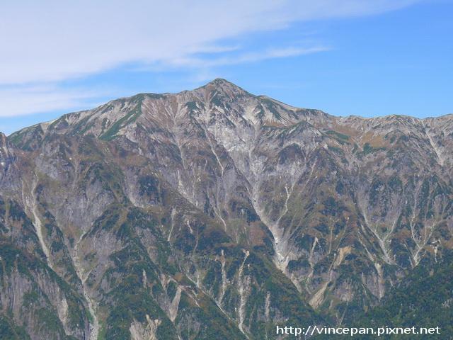 笠ヶ岳 山頂