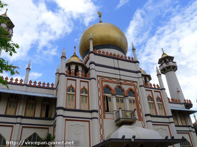 武吉士蘇丹回教堂