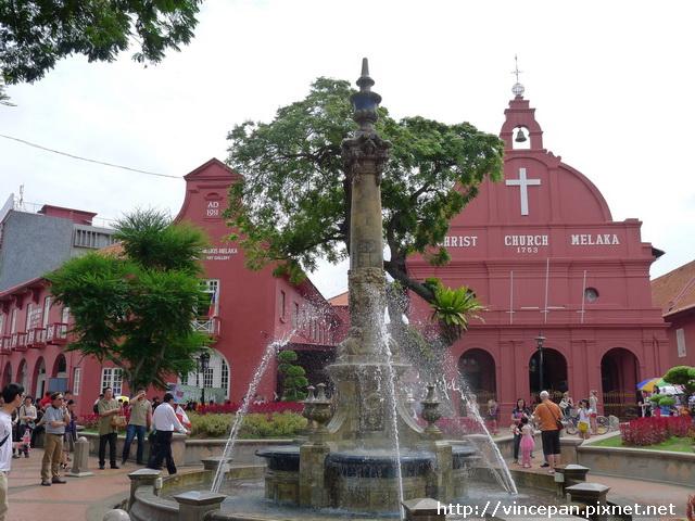 馬六甲 荷蘭廣場 Church