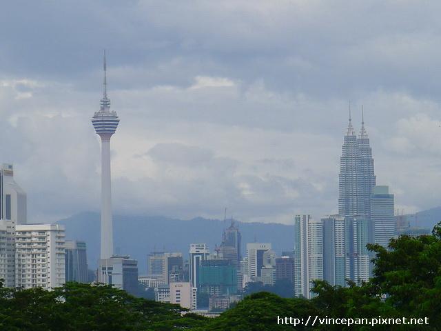吉隆坡天際線