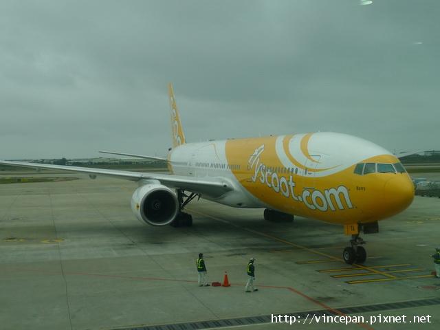 酷航飛機 2