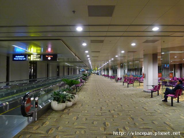 新加坡樟宜機場 1