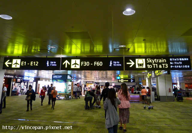 新加坡樟宜機場 2