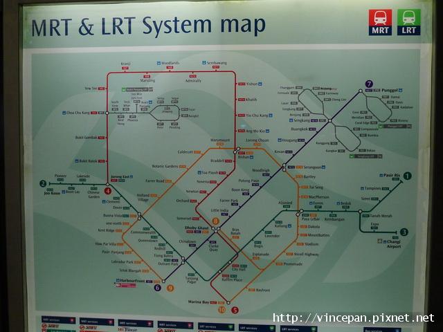 地鐵 路線圖