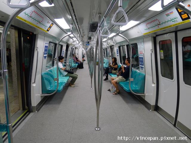 地鐵 車廂