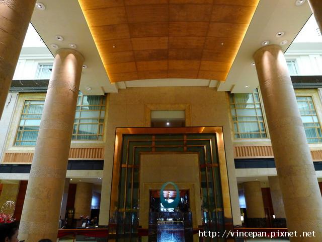 浮爾頓酒店 大廳
